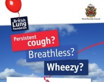 British Lung poster