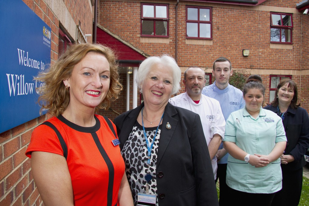 Willow Court staff and CCG