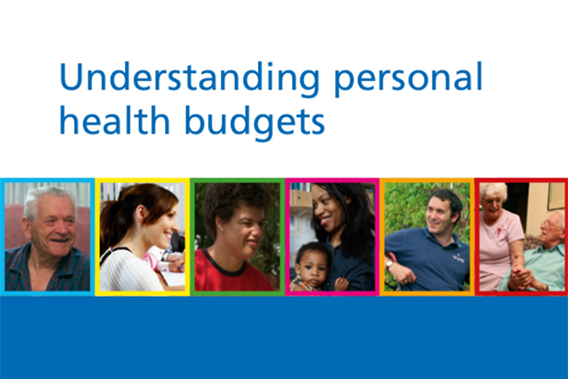 your health personal budgets