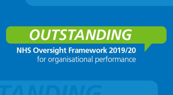 NHS Oversight Framework 2019/20 Outstanding